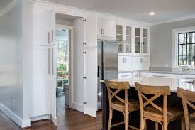 Glacier Cabinets Wellborn Cabinetry Helps Create Space For Family And Guests Pro