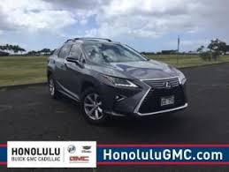 honolulu lexus used lexus rx 350 for sale in honolulu hi cars com
