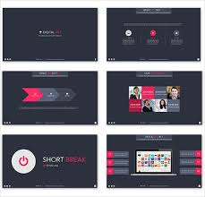 art powerpoint template free download objects powerpoint templates