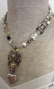 vintage necklace styles images 307 best jewelry vintage assemblage inspirations images on jpg