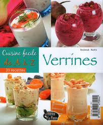 cuisine facile de a a z verrines 31 recettes تحميل كتب الطبخ