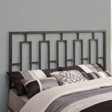 full bed frame with headboard wayfair