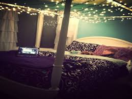 Christmas Lights Ceiling Bedroom How To Hang Fairy Lights In Your Room Bedroom Is It Safe Leave