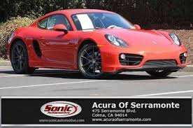 porsche cayman pricing used 2015 porsche cayman coupe pricing for sale edmunds