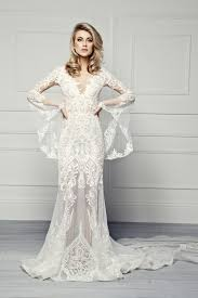 wedding dress trend 2017 the number one bridal trend for 2017 is lace and so we ve found