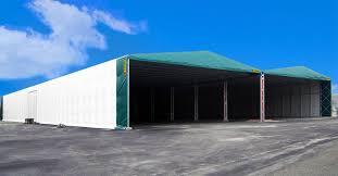 capannoni mobili sceglie kopron per la realizzazione dei suoi capannoni mobili in pvc