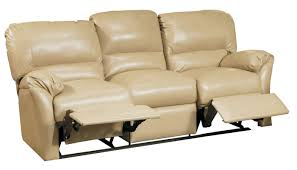 Real Leather Recliner Sofas by Omnia Leather Mandalay Leather Configurable Living Room Set