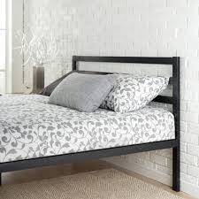 bed frame wire frame mainstays queen waterbed frames with
