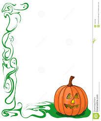 halloween border image gallery of halloween pumpkin borders