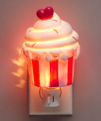 cupcake night light cupcake pinterest lights kawaii and room