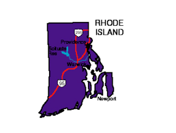 Rhode Island travel symbols images Maps update 10761600 rhode island tourist attractions map jpg