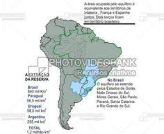 parana river map bacia hidrográfica paraná chaco photovideobank
