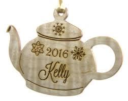 teapot ornament etsy