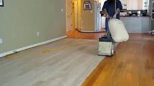floor sanding and refinishing wood floors cost of sanding and