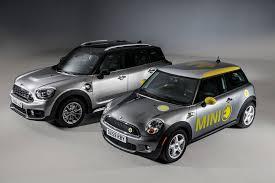 report all electric mini e concept to debut at frankfurt