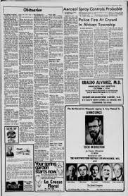 funeral phlets la crosse tribune from la crosse wisconsin on september 14 1976