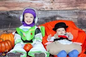 U0026 Potato Head Costume Potato Head U0026 Buzz Lightyear Costume Photo 3 3