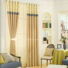 livingroom valances living room grey curtains lined draperies yellow sheer kitchen