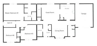 open floor plans for ranch homes 2 bedroom ranch home plans pastapieandpirouettes com