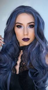 blue ash color silver blue hair color choice image hair coloring ideas
