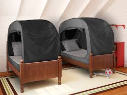 the bed tent the bed tent small spaces twins and spaces