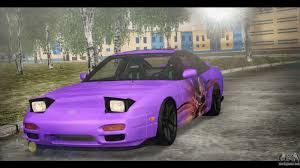 adam lz 240 nissan 240sx for gta san andreas