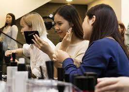 make up classes for hallyu makeup class hallyu activities program visit seoul