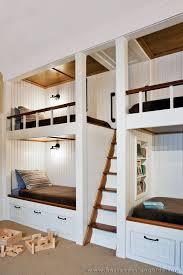 Bunk Beds Boston Boys Bunker Room Replicates The Inside Of A Ship S Cabin In This