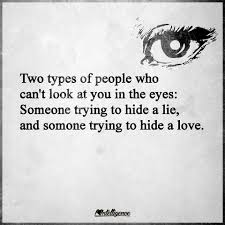 Iyanla Vanzant Quotes On Love by Two Types Of People Who Can U0027t Look At You In The Eyes Someone