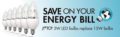 tcp 15w equivalent led decorative torpedo candelabra base light