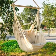 outdoor swing chair ebay