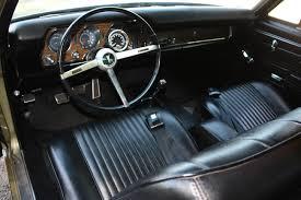 1968 Firebird Interior Car Of The Week 1968 Pontiac Gto