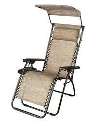 Zero Gravity Lounge Chair With Sunshade Guidesman Zero Gravity Lounger With Canopy At Menards