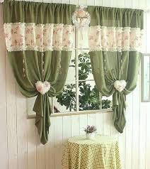 favorable kitchen modern window treatments ideas that look