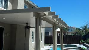 Outdoor Patio Cover Designs White Aluminum Small Patio Cover Outdoor Living Spaces