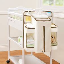 Changing Table Caddy Marvelous Change Table Caddy Dropittome Table Change