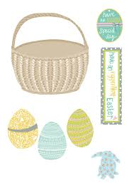 free easter egg printables papercraft inspirations