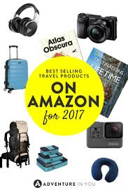 best travel products on amazon for 2017