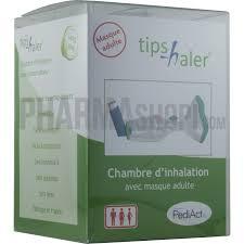 chambre inhalation adulte masque d inhalation tipshaler adulte pediact