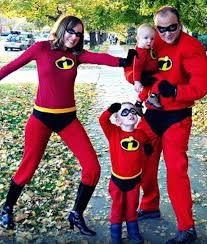 Incredibles Halloween Costume Family Halloween Costumes Incredibles