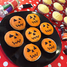 Easy Halloween Cake Ideas Spooky Halloween Fairy Cakes Dear Mummy Blog