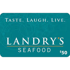 landry s gift cards landry s 120 value gift cards 2 x 50 plus 20 card sam s club