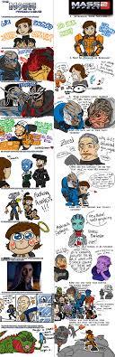 Mass Effect Memes - mass effect memes by kyuujutsuka on deviantart