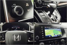 Honda Crv Interior Pictures 2017 Honda Cr V Touring Awd Review U2013 Effective Efficient If Not