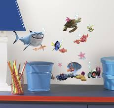 roommates rmk2059scs finding nemo peel and stick wall decals roommates rmk2059scs finding nemo peel and stick wall decals wall decor stickers amazon com