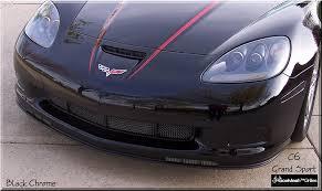corvette c6 grand sport chevy c6 grand sport corvette apron inserts