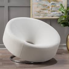 amazon com best selling circle chair white kitchen u0026 dining