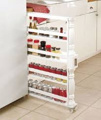 Kitchen Storage Ideas For Small Spaces Best 25 Spice Racks Ideas On Pinterest Spice Racks For Cabinets