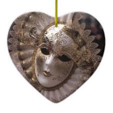 masquerade mask ornaments keepsake ornaments zazzle