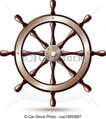 vectorof fall halloween background clip art free clip art vector of steering wheel for ship isolated on white